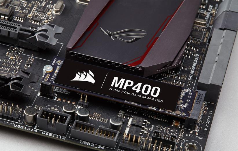 اس اس دی CORSAIR MP400