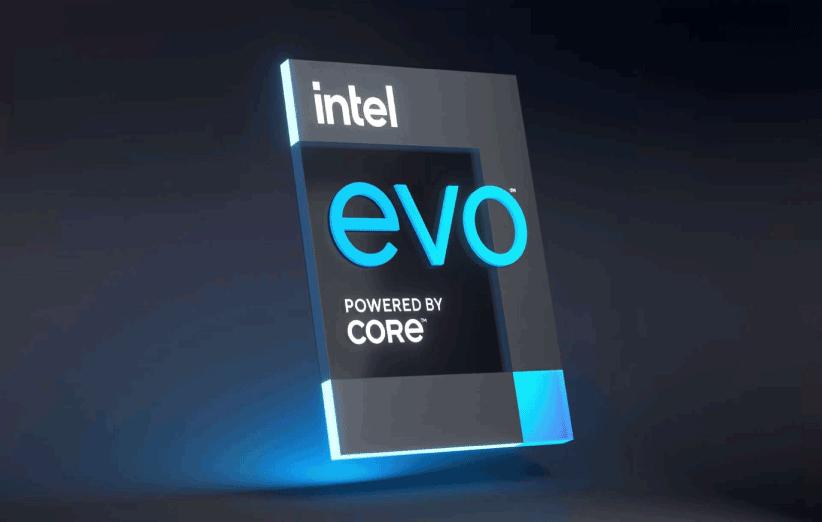 جایگزین نام تجاری CORE با EVO اینتل