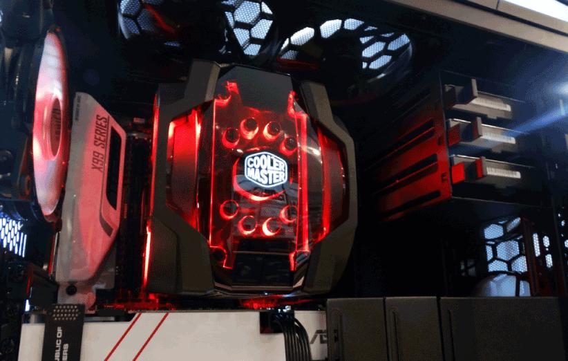 خنک کننده کولر مستر مدل Air Maker 8