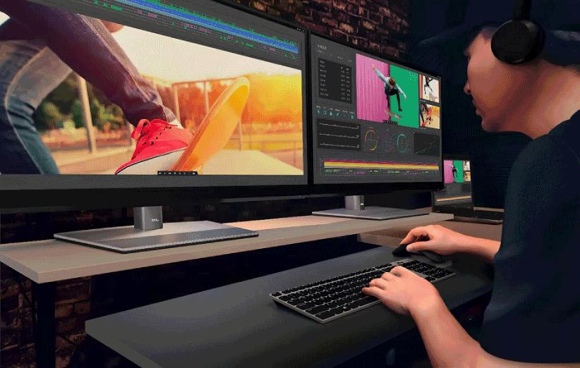 سری جدید نمایشگرهای UltraSharp کمپانی دل