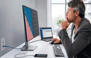 سری جدید نمایشگرهای UltraSharp کمپانی Dell رونمایی شد