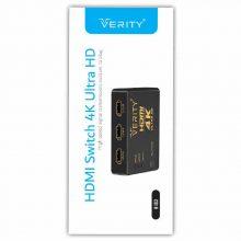 سوییچ 3 به 1 HDMI وریتی مدل H403