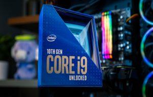 عملکرد ضعیف پردازنده Core i9 10885H اینتل تایید شد