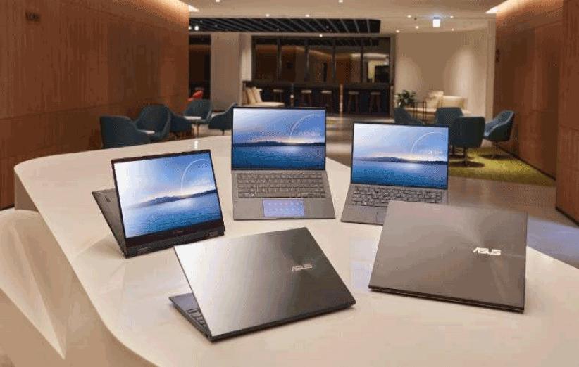 لپتاپهای سری ZenBook و Expert Book ایسوس
