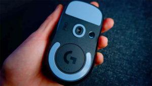ماوس گیمینگ لاجیتک مدل g pro x6