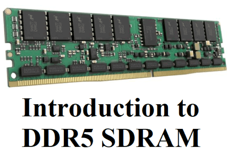 مشخصات حافظه رم DDR5