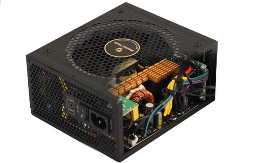 منبع تغذیه ماژولار MX850W مستر تک