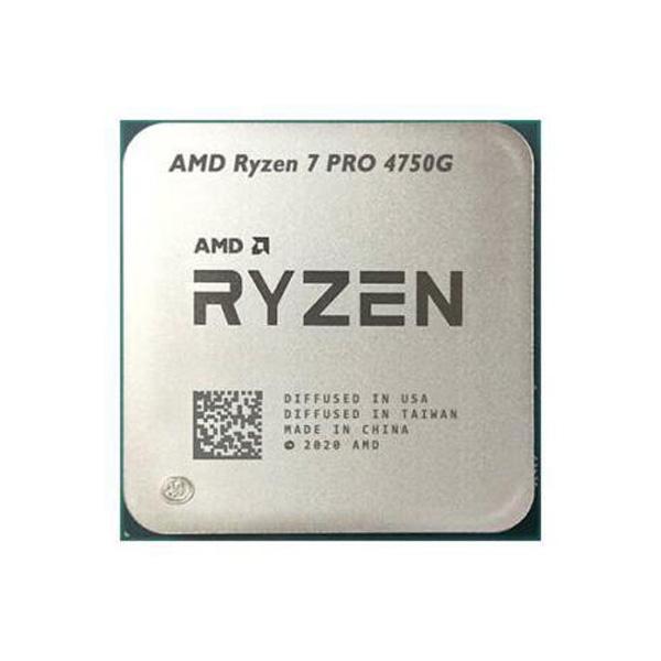 پردازنده ای ام دی مدل Ryzen 7 PRO 4750G