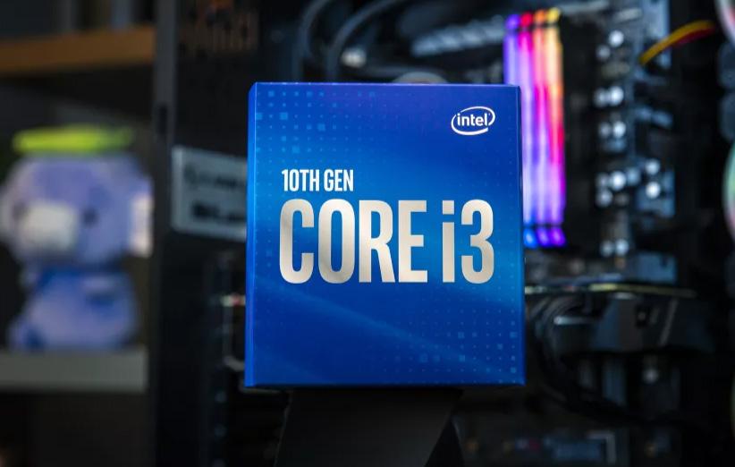 پردازنده Core i3 10100F اینتل