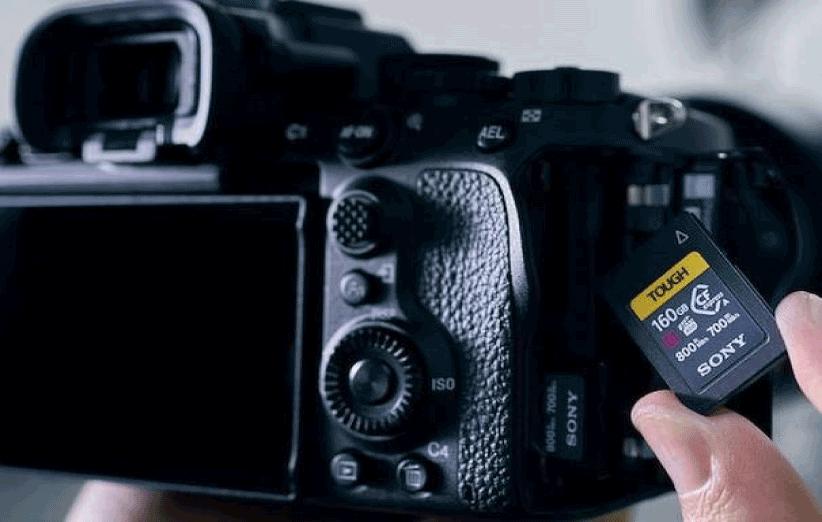 کارت حافظههای CFexpress سونی