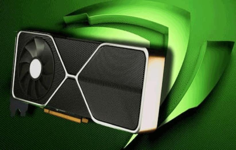کارت گرافیک انویدیا مدل GeForce RTX 30