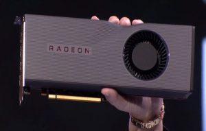عملکرد خروجی RX 5700XT به عنوان یکی از کارتهای میانرده کمپانی AMD