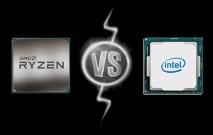 AMD سهم Intel از بازار نوتبوکها را کاهش داد