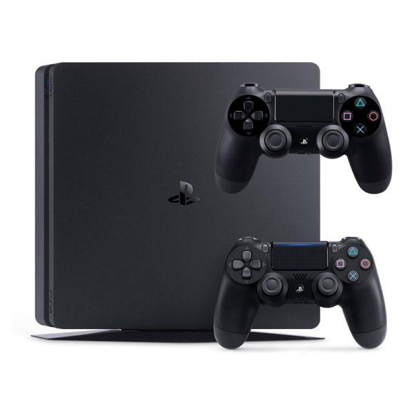 کنسول بازی سونی Playstation 4 Slim ریجن 1 ظرفیت 1 ترابایت