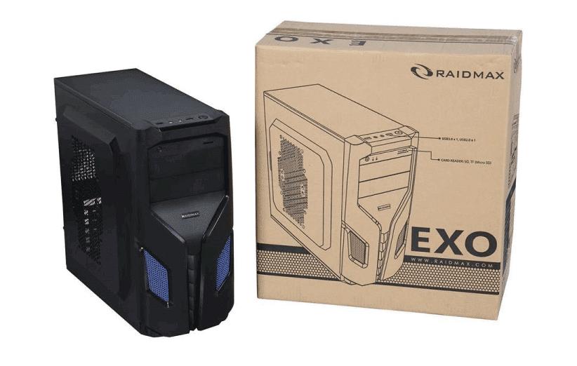 کیس کامپیوتر ریدمکس EXO