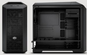 ویژگیهای مدل Pro 5 کیس کامپیوتر کولر مستر