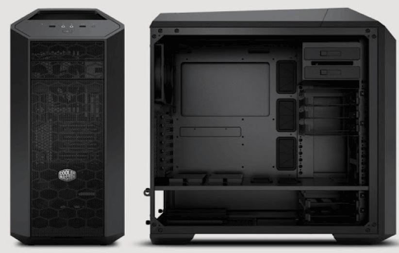 کیس کامپیوتر کولر مستر مدل Pro 5