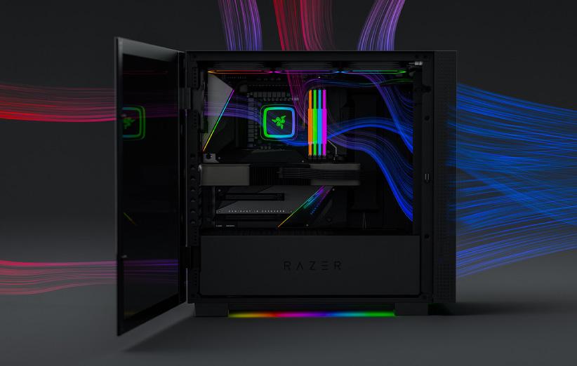 کیس کامپیوتر Tomahawk A1 ریزر