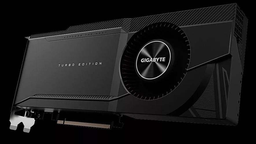 گیگابایت عرضه کارت GeForce RTX 3090 Turbo را لغو کرد