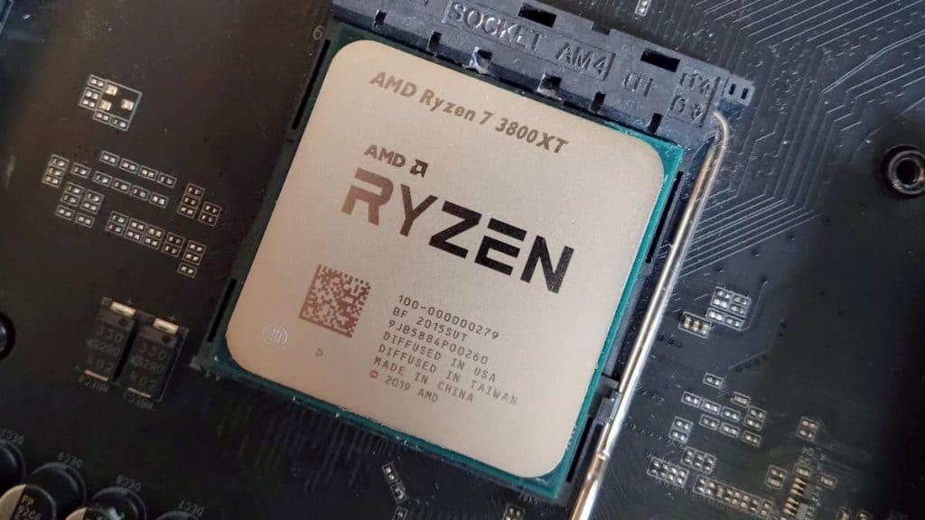 بررسی پردازنده AMD Ryzen 7 3800XT