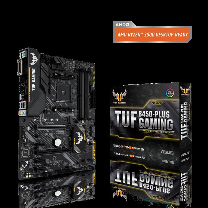 مادربرد ASUS MB AMD TUF B450 TUF PLUS
