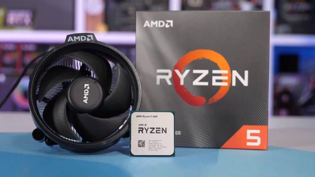 بررسی پردازنده AMD Ryzen 5 3600