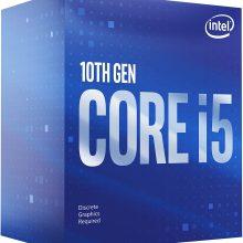 پردازنده اینتل CORE I5 10400F BOX Comet Lake