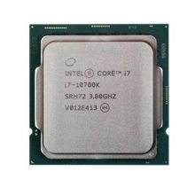 CPU INTEL CORE I7 10700K Tray Comet Lake