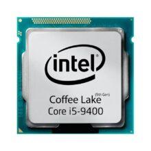 پردازنده اینتل سری Coffee Lake مدل Intel Core i5-9400 بدون جعبه