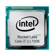 پردازنده اینتل سری مدل Intel Core i7-11700K Tray