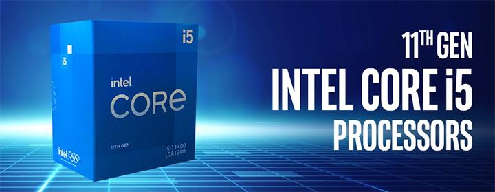 پردازنده اینتل مدل intel core i5 11600k
