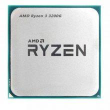 پردازنده مرکزی ای ام دی مدل AMD RYZEN 3 PRO 3200G TRAY