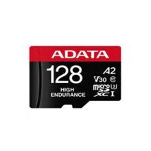 کارت حافظه ای دیتا مدل ADATA High Endurance UHS-I U3 Class 10 128 GB