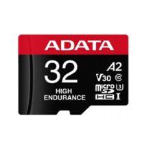 کارت حافظه ای دیتا مدل ADATA High Endurance UHS-I U3 Class 10 32 GB