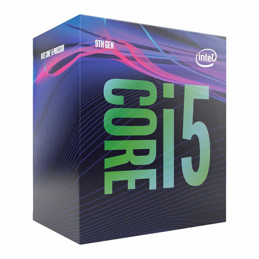 پردازنده اینتل سری Coffee Lake مدل Intel Core i5-9400 BOX