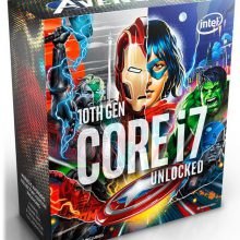 CPU INTEL CORE I7 10700KA BOX Comet Lake