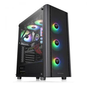 کیس کامپیوتر ترمالتیک مدل Thermaltake V250 TG ARGB Black