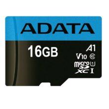 کارت حافظه ای دیتا مدل ADATA Premier micro SDXC/SDHC UHS-I Class 10 (A1) 16 GB
