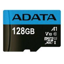 کارت حافظه ای دیتا مدل ADATA Premier micro SDXC/SDHC UHS-I Class 10 (A1) 128 GB