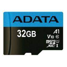 کارت حافظه ای دیتا مدل ADATA Premier micro SDXC/SDHC UHS-I Class 10 (A1) 32 GB