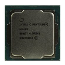 پردازنده اینتل Pentium Gold G6400 Tray