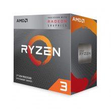 پردازنده مرکزی ای ام دی مدل AMD Ryzen 3 3200G باندل با مادربردهای ایسوس