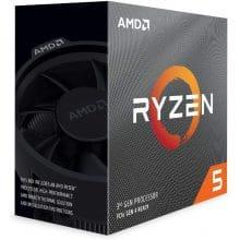 پردازنده مرکزی ای ام دی مدل AMD Ryzen 5 3600 باندل با مادربردهای ایسوس