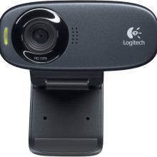 وب کم لاجیتک Logitech C310 HD (با گارانتی معتبر)