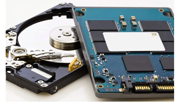 هنگامی که صحبت از فریم ریت باشد تفاوت چندانی بین SSD و HDD وجود ندارد