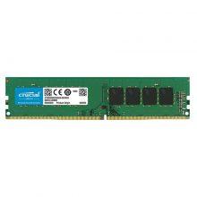 رم دسکتاپ DDR4 تک کاناله CRUCIAL 8GB 2400 CL16