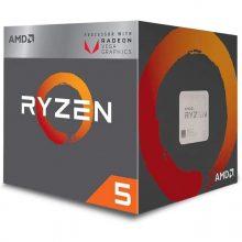 پردازنده مرکزی ای ام دی مدل AMD Ryzen 5 3400G باندل با مادربردهای ایسوس