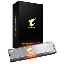 اس اس دی گیگابایت AORUS RGB M.2 NVMe SSD 256GB