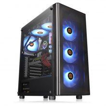 کیس کامپیوتر ترمالتیک مدل Thermaltake V200 TG RGB