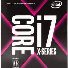پردازنده اینتل i7 7800X X series BOX
